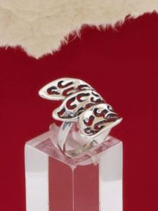 Сребърен пръстен - RK184