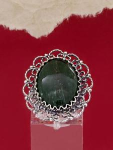 Сребърен пръстен - FRK91 - Авантюрин