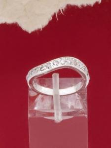 Сребърен пръстен - R241