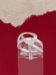 Сребърен пръстен - R251