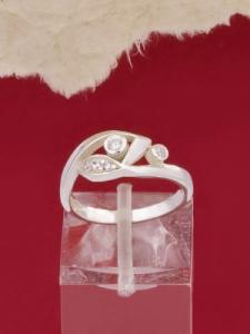 Сребърен пръстен - R255