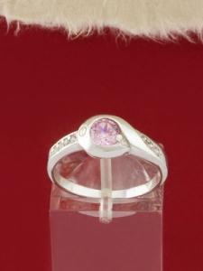 Сребърен пръстен - R261
