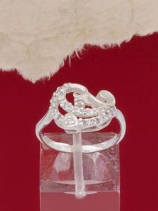 Сребърен пръстен - R268