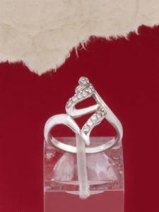 Сребърен пръстен - R270
