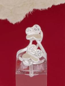 Сребърен пръстен - R271