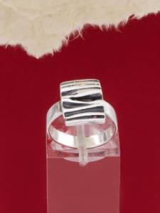 Сребърен пръстен - RK201