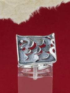 Сребърен пръстен - RK223