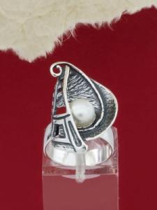 Сребърен пръстен - RK230