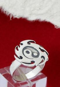 Сребърен пръстен - RK241