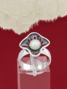 Сребърен пръстен - RK243