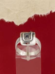 Сребърен пръстен - RK35