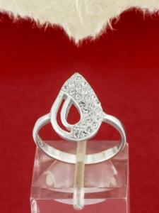 Сребърен пръстен - RK354