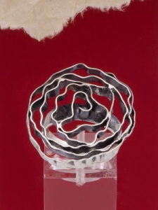 Сребърен пръстен - SRK84A
