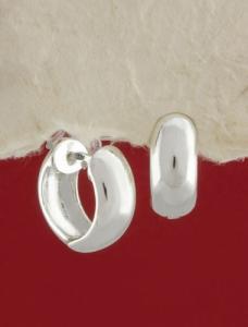 Сребърни обеци - E16