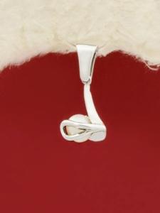 Сребърен медальон PK362