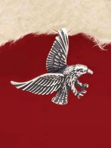 Сребърен медальон P199