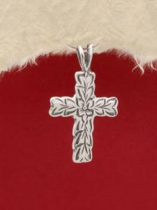 Сребърен медальон P159