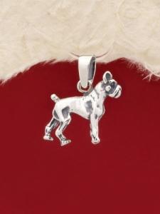 Сребърен медальон P201