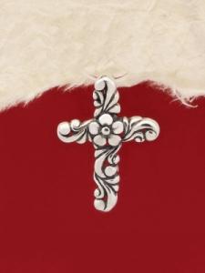 Сребърен медальон P237
