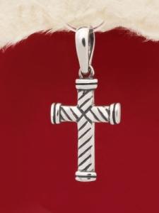 Сребърен медальон P238