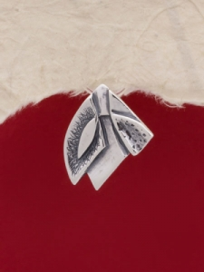 Сребърен медальон PK88