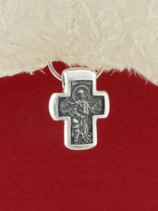 Сребърен медальон PKS001
