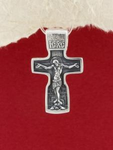 Сребърен медальон PKS003