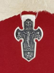 Сребърен медальон PKS005