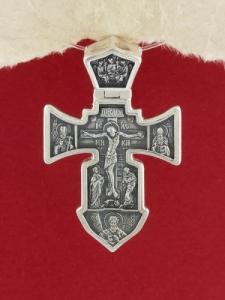 Сребърен медальон PKS007