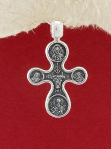 Сребърен медальон PKS012