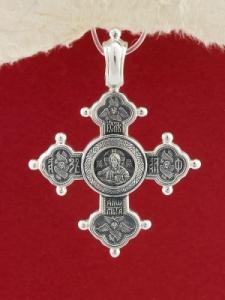 Сребърен медальон PKS015
