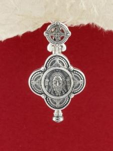 Сребърен медальон PKS017