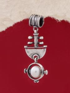 Сребърен медальон HP2