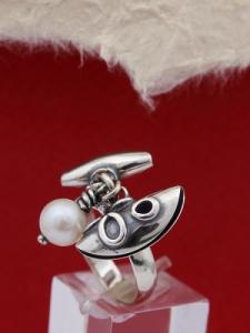 Сребърен пръстен HR31