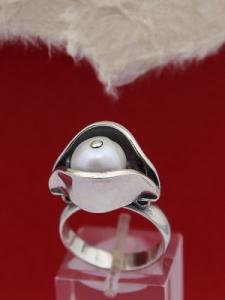 Сребърен пръстен HR45