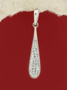 Сребърен медальон PK365