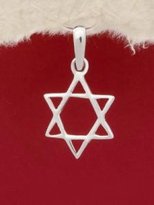 Сребърен медальон P217