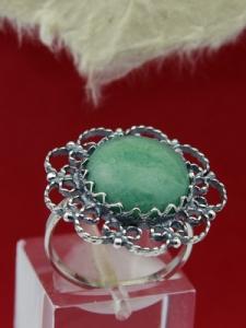 Сребърен пръстен FRK161