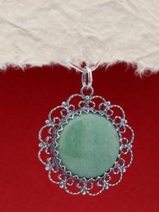 Сребърен медальон FPK161