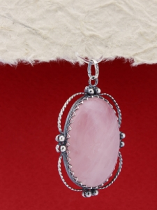 Сребърен медальон FPK94