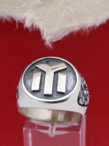Пръстен от сребро П-8