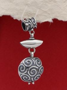 Медальон от сребро HPK50
