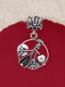 Медальон от сребро HP15