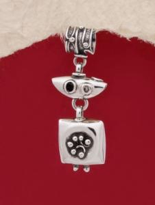 Медальон от сребро HP45