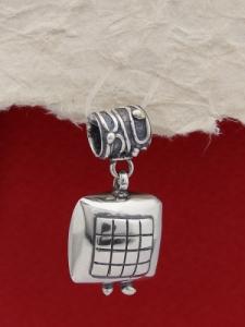 Сребърен медальон PK387