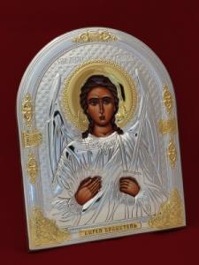 Икона от сребро Архангел Михаил - 501125