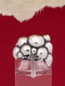 Сребърен пръстен R232