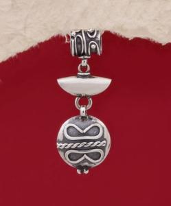 Медальон от сребро HP72