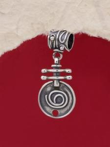 Медальон от сребро HP75