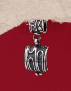 Медальон от сребро HP78